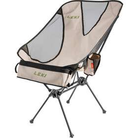 LEKI Chiller Folding Chair sand
